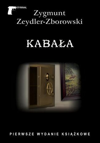 Okładka książki/ebooka Kryminał. Kabała