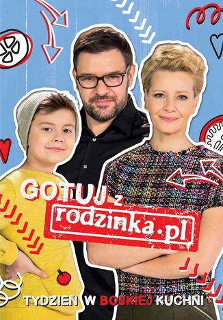 Okładka książki/ebooka Gotuj z rodzinką.pl