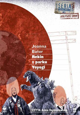 Okładka książki/ebooka Rekin z parku Yoyogi