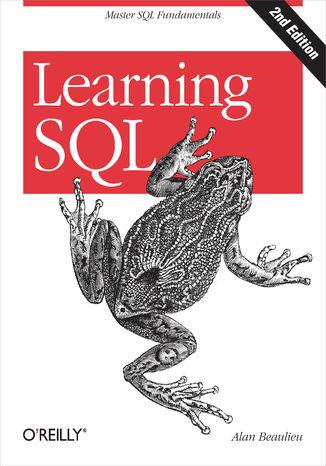 Okładka książki/ebooka Learning SQL. Master SQL Fundamentals. 2nd Edition
