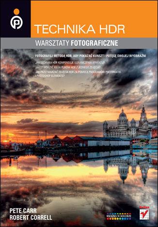 Okładka książki/ebooka Technika HDR. Warsztaty fotograficzne