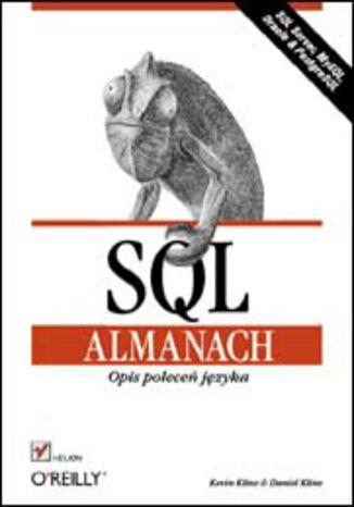 Okładka książki/ebooka SQL. Almanach. Opis poleceń języka