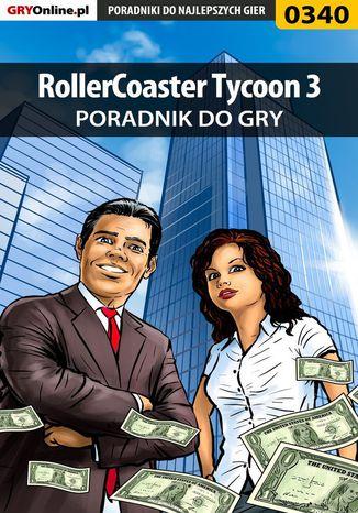 Okładka książki/ebooka RollerCoaster Tycoon 3 - poradnik do gry