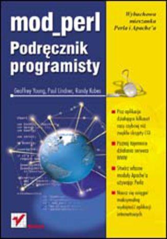 Okładka książki mod_perl. Podręcznik programisty