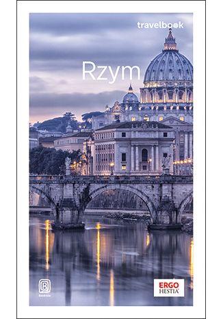 Okładka książki/ebooka Rzym. Travelbook. Wydanie 3