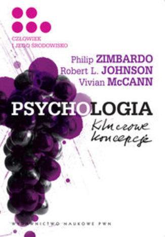 Okładka książki Psychologia Kluczowe koncepcje tom 5