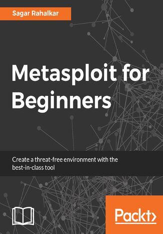 Okładka książki/ebooka Metasploit for Beginners