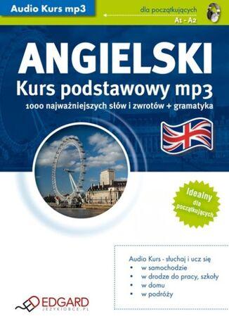 Okładka książki/ebooka Angielski Kurs podstawowy
