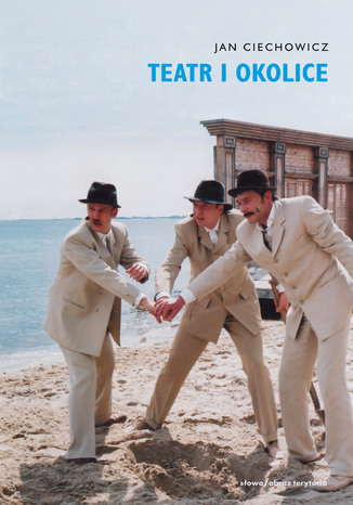 Okładka książki/ebooka Teatr i okolice