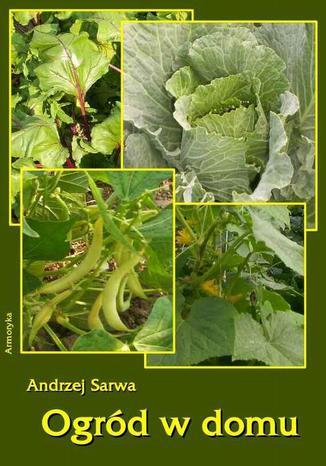 Okładka książki/ebooka Ogród w domu
