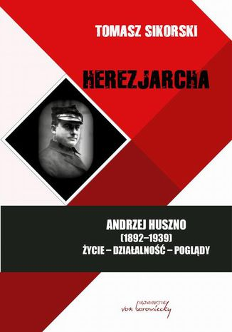 Okładka książki/ebooka Herezjarcha