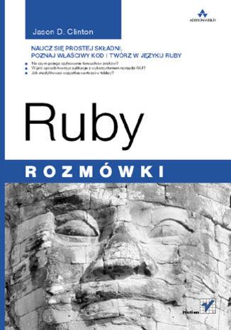 Okładka książki/ebooka Ruby. Rozmówki