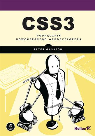 Okładka książki/ebooka CSS3. Podręcznik nowoczesnego webdevelopera
