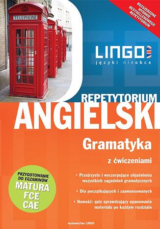 Okładka książki/ebooka Angielski. Gramatyka z ćwiczeniami (wydanie rozszerzone)