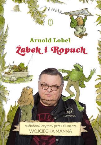 Okładka książki/ebooka Żabek i Ropuch