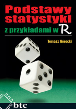 Okładka książki Podstawy statystyki z przykładami w R