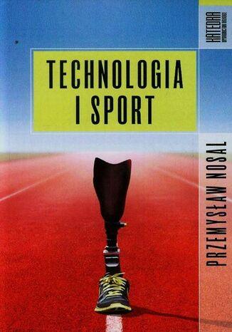Okładka książki/ebooka Technologia i sport