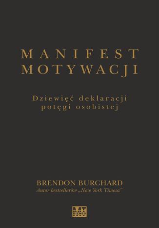 Okładka książki/ebooka Manifest motywacji