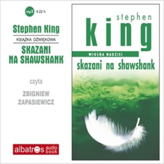 Okładka książki Wiosna nadziei: Skazani na Shawshank