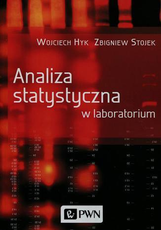 Okładka książki/ebooka Analiza statystyczna w laboratorium
