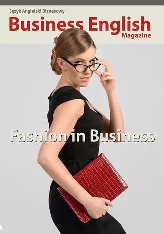Okładka książki/ebooka Fashion in Business
