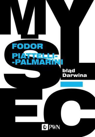 Okładka książki/ebooka Błąd Darwina
