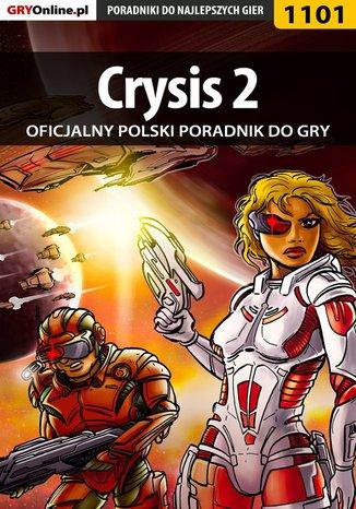 Okładka książki/ebooka Crysis 2 - poradnik do gry