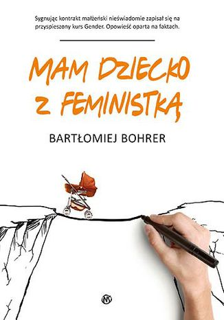 Okładka książki/ebooka Mam dziecko z feministką