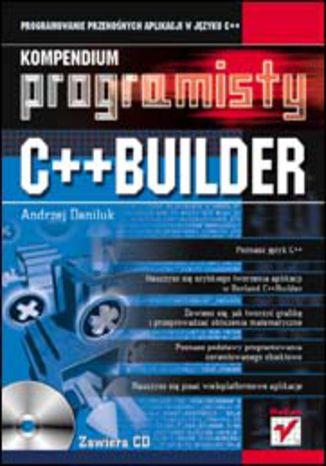 Okładka książki/ebooka C++Builder. Kompendium programisty