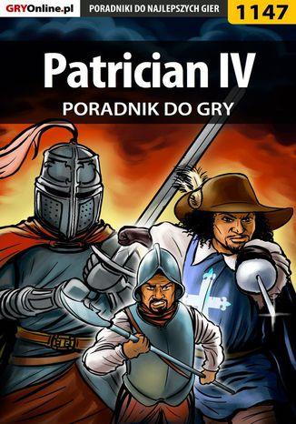 Okładka książki/ebooka Patrician IV - poradnik do gry