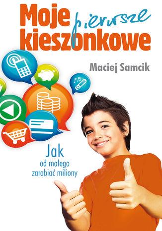 Okładka książki/ebooka Moje pierwsze kieszonkowe