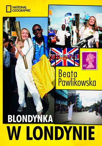 Okładka książki/ebooka Blondynka w Londynie