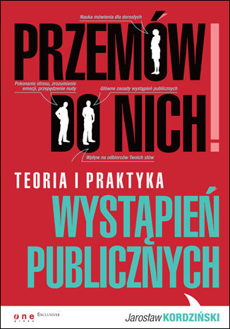 Okładka książki/ebooka Przemów do nich! Teoria i praktyka wystąpień publicznych