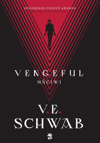 Okładka książki/ebooka Vengeful. Mściwi