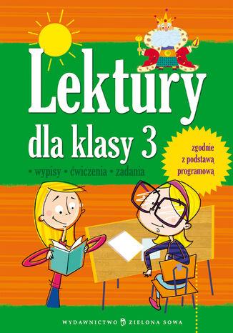 Okładka książki/ebooka Lektury dla klasy 3