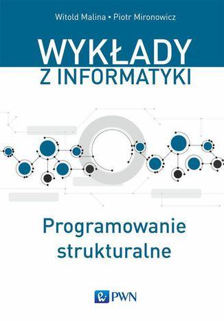 Okładka książki/ebooka Programowanie strukturalne