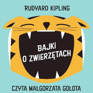 Okładka książki/ebooka Bajki o zwierzętach