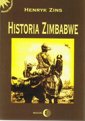 Okładka książki/ebooka Historia Zimbabwe