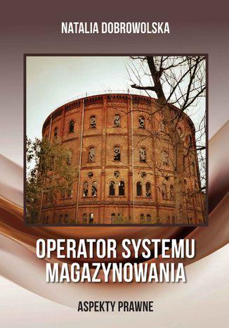 Okładka książki/ebooka Operator systemu magazynowania