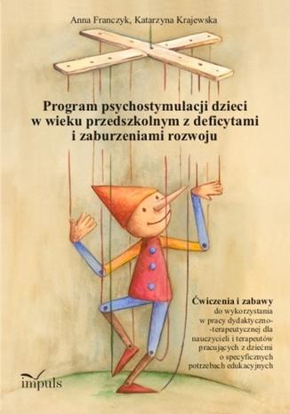 Okładka książki/ebooka Program psychostymulacji