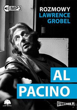 Okładka książki/ebooka Al Pacino Rozmowy