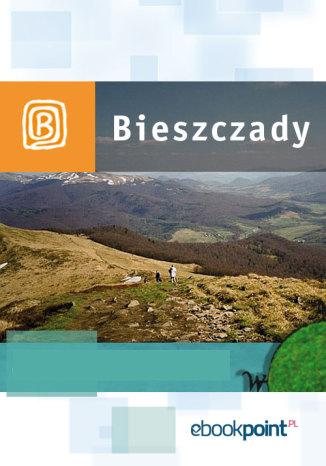 Okładka książki/ebooka Bieszczady. Miniprzewodnik