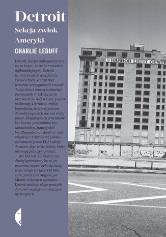 Okładka książki/ebooka Detroit. Sekcja zwłok Ameryki