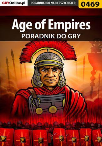 Okładka książki/ebooka Age of Empires - poradnik do gry