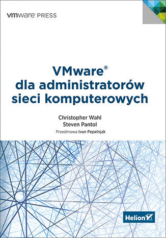 Okładka książki/ebooka VMware dla administratorów sieci komputerowych