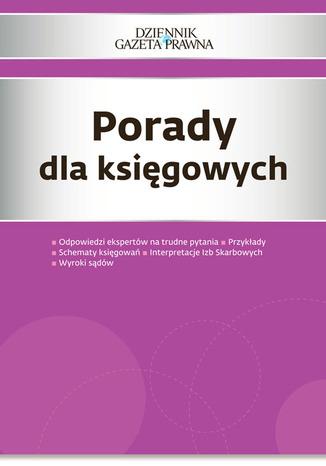 Okładka książki/ebooka Porady dla księgowych
