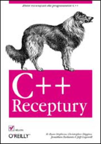 Okładka książki/ebooka C++. Receptury