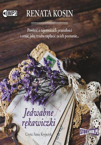 Okładka książki/ebooka Jedwabne rękawiczki