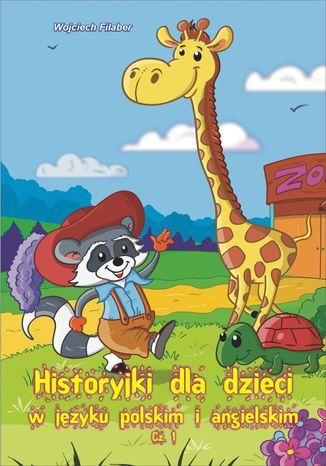 Okładka książki/ebooka Historyjki dla dzieci