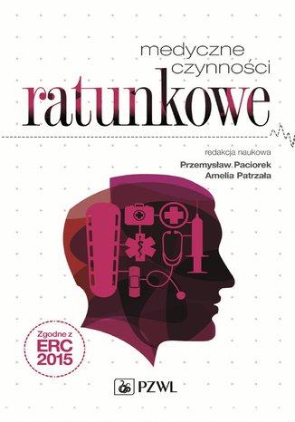 Okładka książki/ebooka Medyczne czynności ratunkowe